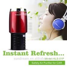 2015 Spring HK Fair new released removing TVOC VOC plasma deodorant new car smell air deodorizer generator
