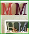 خشبية ملونة للعبة التعليمية الأبجدية الرسالة