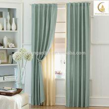 bottom price curtain turkey light blocking blockout curtain for meeting room