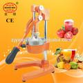 manual extractor del zumo de naranja y de limón