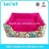 hot sale new design princess house shape pet dog bed