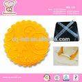 vendedor caliente impresión de rolling pins de decoración de pasteles