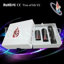 Alibaba Express Black Mech Mod Tree of Life V2 Mod For Wholesale