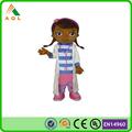 personalizado de alta calidad para adultos 2m doc mcstuffins traje de la mascota