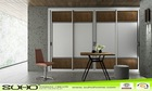 Aluminium Profile Sliding Wardrobe Door & Partition Door for Bedroom Furniture