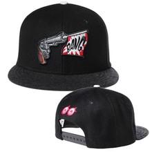 Favorites Compare Hip-hop Custom Snapback Hats Wholesale/OEM Embroidery flat sun visor
