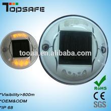 Roadsafe hotsale flashing solar led