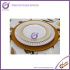 #18103 cheap dinner plates for weddings wholesale ceramic plate