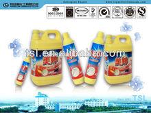 Eco-friendly feature bulk pack liquide détergent