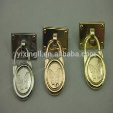 Caliente venta de la mariposa del oro logo insignia eléctrico diseño de logotipo