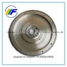 diesel engine part flywheel Good in quality