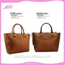china manufacturer ladys leather bag brand handbag