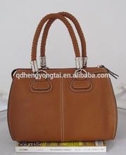 Retro fashion ladies Genuine Leather hand bag