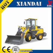 china loader wheel horse front end loader