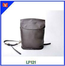 South Korea female shoulder bag for girls split leather top brands