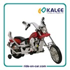 Silver Lightening Children Electric Motorcycle Ride On Car Toy RC Toy Motorcycle Kids Ride On Car