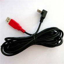 USB 2.0 and 3.0 male to micro 5 pin cable promotional gift card usb 2.0