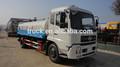 Dongfeng 10 4x2 toneladas camión de agua, camión de riego, calle de riego para la venta