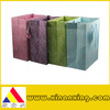 colorful shopping paper bag with lamination