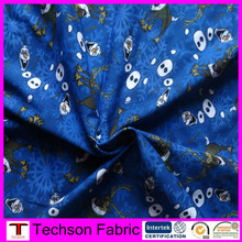 Single jersey knitted digital print fabric,custom print cotton fabric wholesale