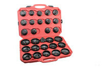 30PCS Cap Oil Filter Wrench Removal Puller Tool Kit--- Auto Repair Tool