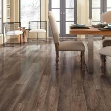 eco friendly recycled cheap wood grain pvc laminate flooring