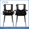 Case Type and Aluminum Material Cheap Makeup Case With Lights ZYD-HZMmlc005
