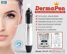 Dermapen/12 needles electric derma pen micro needle pen