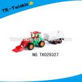 Niño de juguete de plástico camión de la granja de fricción tractor de granja de juguete