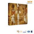 clásica hermoso lienzo egipcio decorativos pintura al óleo