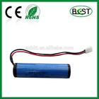 ER14505 2400mAh AA lithium battery 3.6V