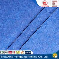 Rayon Nylon spandex fabric with Jacquard warp elastic