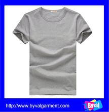 China supplier breathable quick dry t-shirt plain o neck men's custom t-shirt