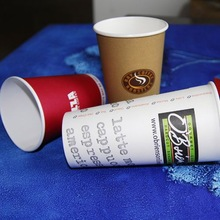 single wall style 9oz paper cups,print coffee paper cup,original paper cup