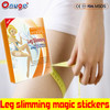 health care products slimming legs stickers easy to use patent innovative new products