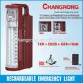 de emergencia recargable del led linterna portátil