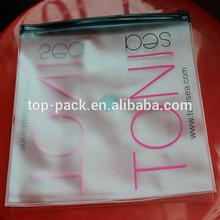 factory price custom printed pvc photo bag