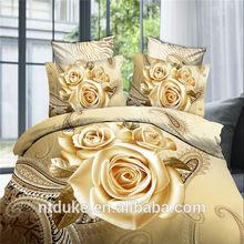 Good Quality 3D Duvet Cover Set Adult Cartoon Bedding Set Wedding Home Textile