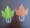 maple leaf Car Air Freshener/ PVC car air freshener