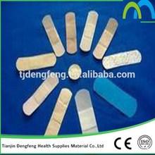 pressure sensitive adhesive for wound plaster