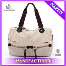 European promotion handbag ,leisure travel duffel bag for ladies