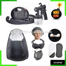 best selling beauty salon equipment temporary spray tanning kits DU-007SK