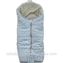 Thick sleeping bag European style 2014 comfortable kids fleece sleeping bags