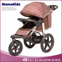 EN 1888 approved 2014 the most popular folding baby jogger stroller tripe
