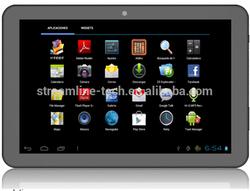 10.1inch RK3188 1.6ghz quad core NFC tablet b/g/n
