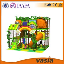 Wooden Playground Material and Indoor Playground Type second hand playground equipment for sale