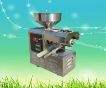 YH-ZYJ6 Household Stainless Steel Olive Oil Presses/Automatic Homemade Oil Press/Mill