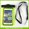 New Arrival Promotional PVC Waterproof Neck Pouch For Mobile Phone