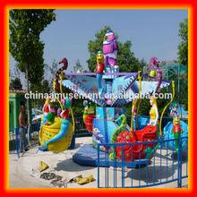Kids games mermaid around electric amusement games amusement