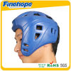 Comfortable anti-cracking head protect PU boxing helmet helmets